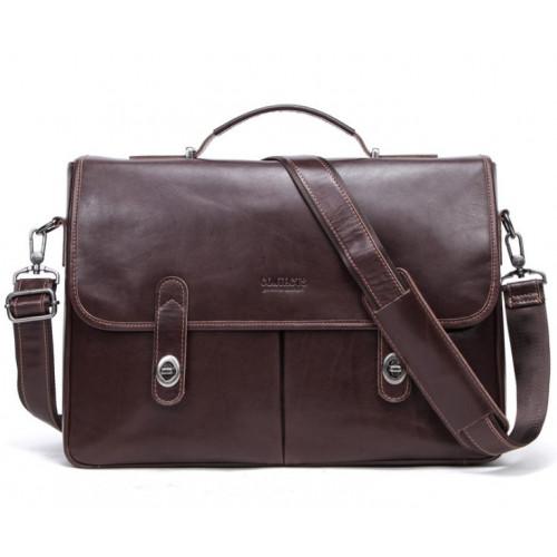 1557 Мужская сумка портфель -Y222 в Самаре выбрать  за 7200  ₽