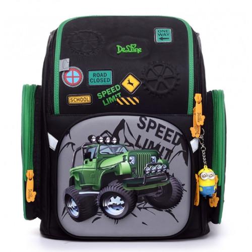 Школьный рюкзак для мальчика - S180 купить за 3900  ₽ в Самаре