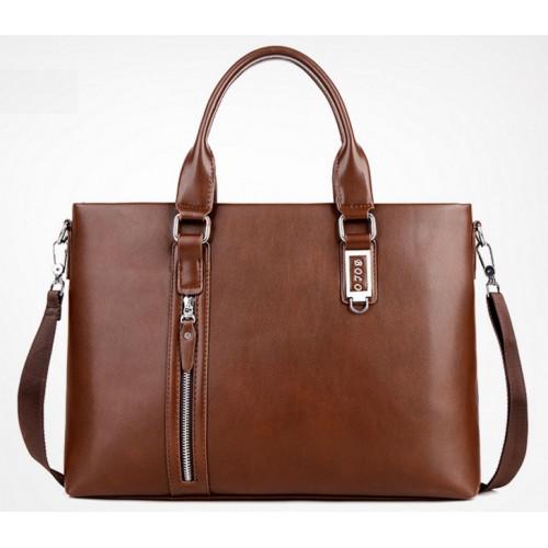 Мужская сумка портфель -T105 купить за 2800  ₽ в Самаре
