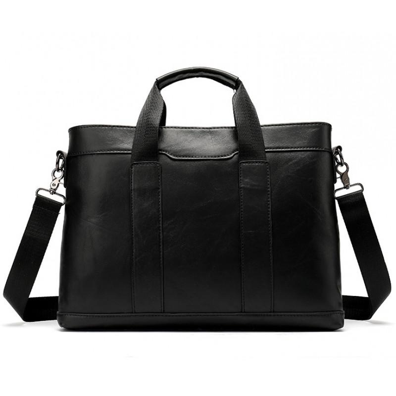 454edbc110dd Саратов - Мужская сумка портфель -U102 Цвет: черныйРазмер ...