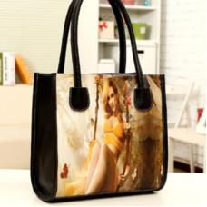 "Женская сумка ""Print""- a89"