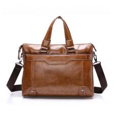 Мужская сумка портфель -H354