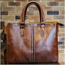Мужская сумка портфель -L132