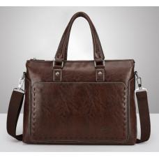 Мужская сумка портфель -O133 в Самаре