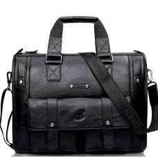 Мужская сумка портфель -Q124