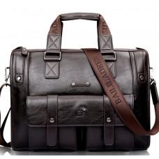 Мужская сумка портфель -Q125 в Самаре