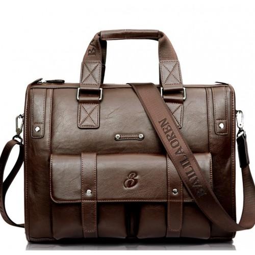 Мужская сумка портфель -Q126 купить за 3950  ₽ в Самаре